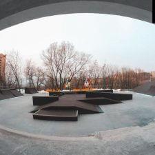 Фото: скейт парк во Владивостоке от FK-ramps