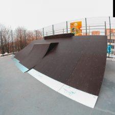 Скейт парк во Владивостоке - FK-ramps