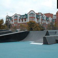 Скейт парк в Тюмени - FK-ramps