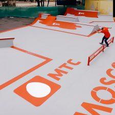 Фото: скейт парка на ВДНХ от FK-ramps