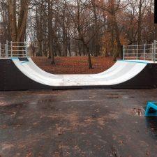 Скейт парк в Советске от FK-ramps