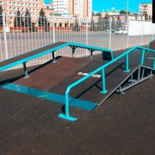 Скейт парк в Балаково - FK-ramps