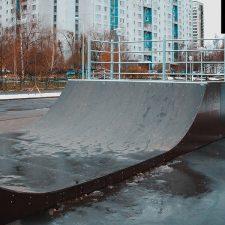 Фото: скейт парк на Борисовских прудах от FK-ramps