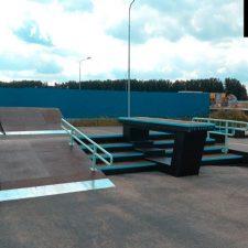 Фото: скейт парк в Екатеринбурге от FK-ramps