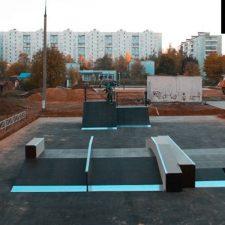 Скейт парк Горки 10, Московская область - FK-ramps