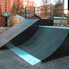 Скейт парк Горки 10 от FK-ramps