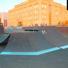 Скейт парк в Балаково от FK-ramps
