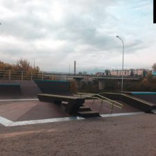 Фото: скейт парк в Ельце - FK-ramps