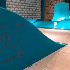 Скейт парк в Мурманске от FK-ramps