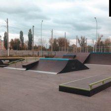 Скейт парк в Ельце - FK-ramps