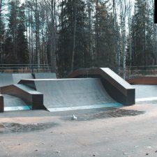 Фото: скейт парк в Сертолово от FK-ramps