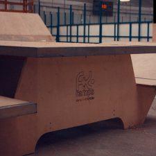 Скейт парк в Туве (СК «Субедей») от FK-ramps