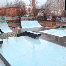 Скейт парк во Всеволожске - FK-ramps