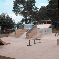 Скейт парк у Селигера, Тверская область - FK-ramps