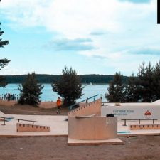 Скейт парк у Селигера, Тверская область от FK-ramps