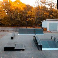 Металлический скейт парк - FK-ramps