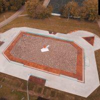 Цена на бетонные скейт парки от FK-ramps