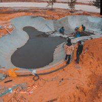 Проектируем бетонные скейт парки - FK-ramps