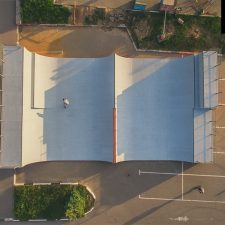 Рампа МТС в Нижнем Новгороде: FK-ramps - строительство скейт парков