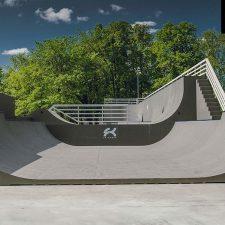 Фото скейт парк в Алтуфьево