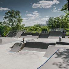 BMX - скейт парк в Алтуфьево (Москва) от FK-ramps