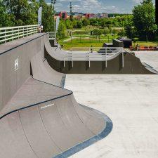 Фото BMX - скейт парк в Алтуфьево от FK-ramps