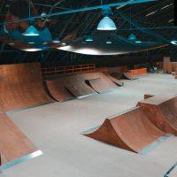 Строим крытые скейт парки - FK-ramps