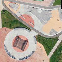 Различные бетонные скейт парки от FK-ramps