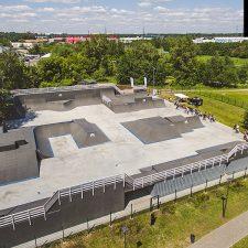 BMX - скейт парк в Алтуфьево - FK-ramps