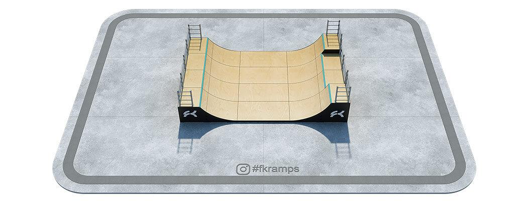 Рампы для скейта РД-06 - FK-ramps