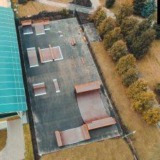 Скейт парк в Зеленограде, Московская область - FK-ramps