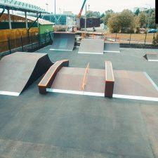Скейт парк в Зеленограде - FK-ramps