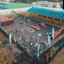 Фото: скейт парк в Зеленограде - FK-ramps