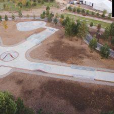 Скейт парк в Доброграде от FK-ramps