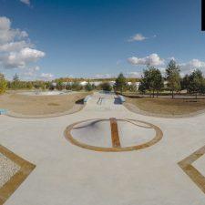 Бетонный скейт парк в Доброграде - FK-ramps