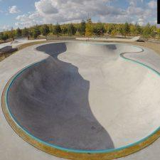 Бетонный скейт-парк в Доброграде, фото № 7