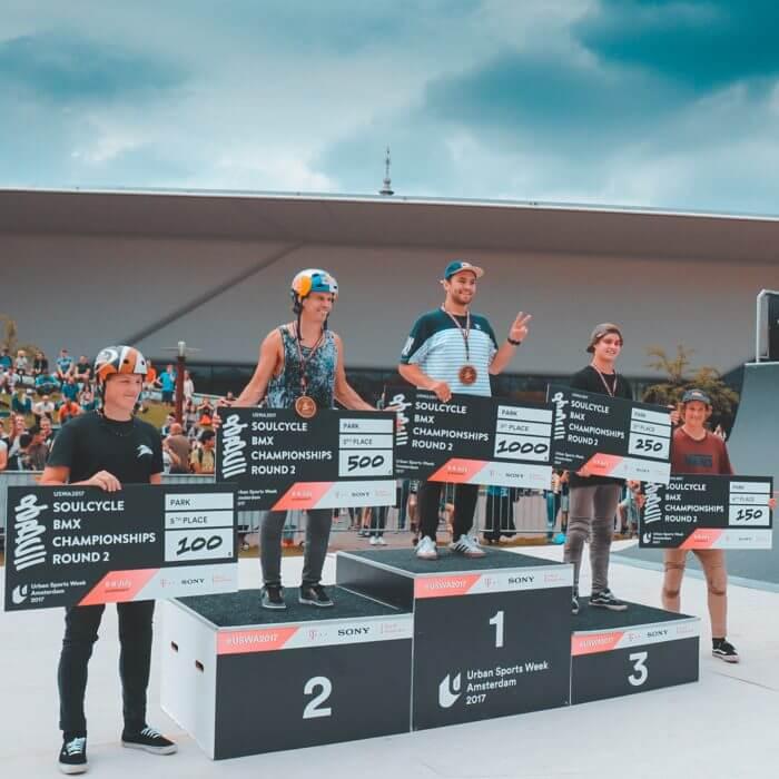 Команда FK-ramps на соревнованиях в Нидерландах