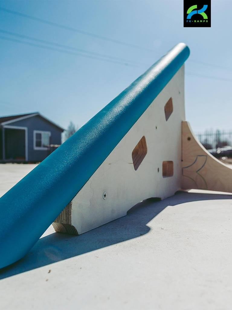 Портативные наборы для трюков на скейте от FK-ramps