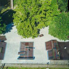 Cкейт парк в Красной Пахре, Новая Москва - FK-ramps
