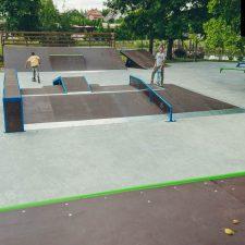 Cкейт парк в Красной Пахре - FK-ramps