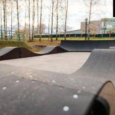 Скейт парк в Клину от FK-ramps