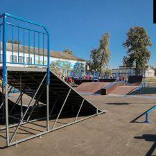 Скейт парк в Первомайске - FK-ramps