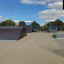 Скейт парк в Чехове, Московская область - FK-ramps