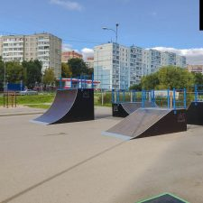Скейт парк в Чехове - FK-ramps