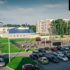 Скейт парк в Сарове, Нижегородская область - FK-ramps