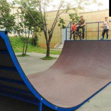 Скейт парк в Корсакове, Сахалинская область - FK-ramps