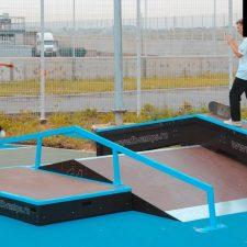 Скейт парк в Тольятти, Самарская область - FK-ramps