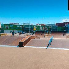 скейт парк в павлодаре