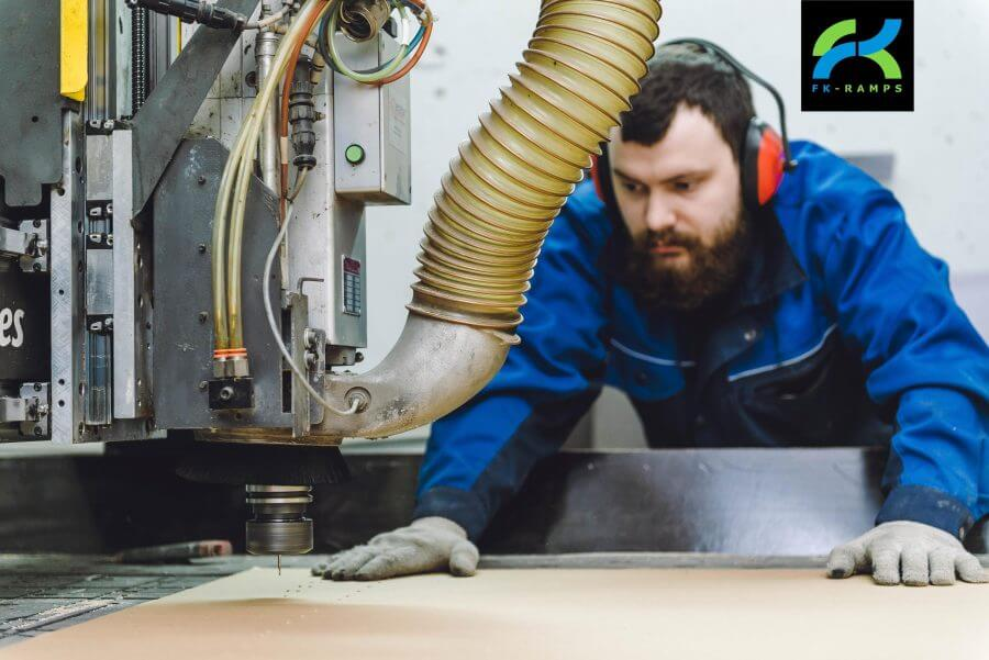 Производство скейтпарков и памп треков - fk-ramps