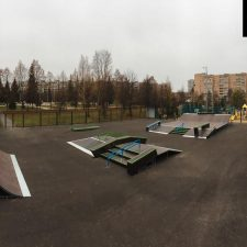 Фото: Скейт парк в Железногорске - FK-ramps